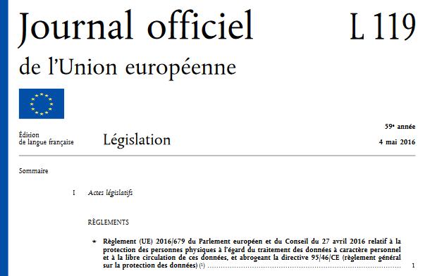 Comment préparer votre association à la nouvelle Réglementation Générale sur la Protection des Données ?