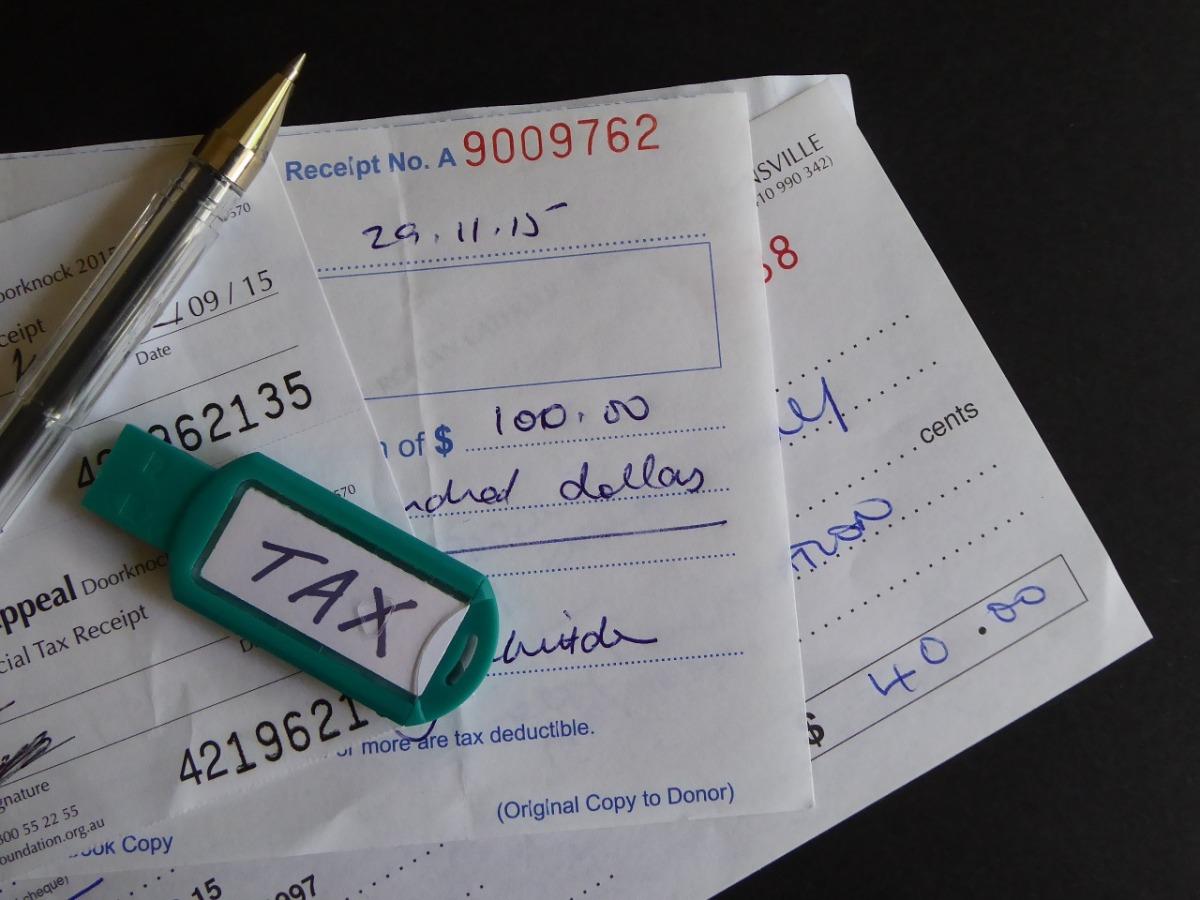 Quel reçu fiscal pour un don en nature?