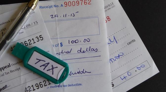 Quel reçu fiscal pour un don en nature ?